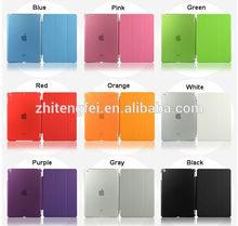 3 folding smart cover for ipad mini smart cover case