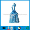 2014 hot small mesh drawstring bags