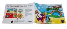 advertising sample flyers folded leaflets printing