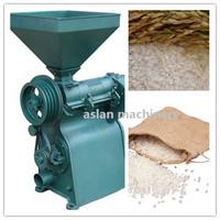 rice milling machine price/mini rice mill
