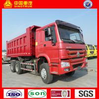 best SINOTRUK supply hard work used all wheel drive HOWO 6x6 dump truck