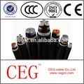 De media tensión del cable de alimentación proveedor líder con la ccc, ce, la norma iec, certificado de la iso