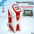 de alta tecnología de tratamiento en frío depilación cera