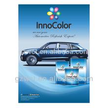 Excellent Hiding Power Car Paints 1K Crystal Pearl Colors