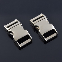 Fashion curved 5/8'' (16 mm) side release buckles for sale
