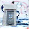 hot sale waterproof cell phone case/waterproof bag for mobile phone
