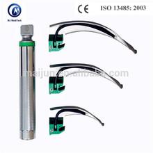 competiitive price of laryngoscope set with CE and ISO MJ -IAJ
