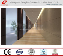 HPL/COMPACT LAMINATE/ INTERIOR WALL PANEL