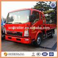 china sinotruk howo caminhão leve 4x4 para venda
