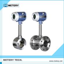 Digital air co2 heat flow meter