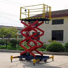2014 new type platform ladder lift