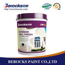 weather resistant finishing paint exterior concrete paint