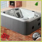 HS-591Y family massage outdoor hot tub spa pool garden water island spas drop-in hot tub