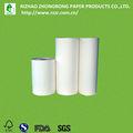 60 gsm de polietileno recubierto de papel