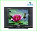 Crt tv 14'' 15'' 19'' QG6808 A precio de fábrica! Electrónica de consumo al por mayor blanco y negro