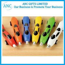 logo prined promotional car ballpoint pen