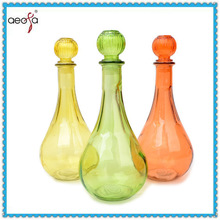 Various styles decanter bottle clear spray color high-grade bottle wine decanter
