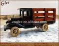 pequenos brinquedos de madeira mini carro de brinquedo para crianças