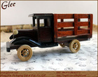 Small Wooden Toys MINI Toy Car For Kids