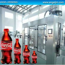 Jiangmen Angel 2015 new small bottle mineral water filler manufacturer