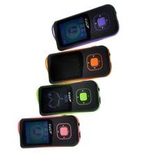 Fashion Multifunctional 4GB 1.8-inch LCD Screen MP4 Player + AV Player + FM Radio + Ebook + Game + 3.5mm Earphones