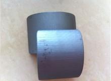 anisotropic Sintered Hard Ceramic Ferrite Permanent Motor Arc Segment Magnets