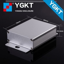 china supplier 64*23.5*75mm IP54 waterproof aluminum electrical junction box
