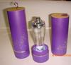 Custom paper tube packaging for perfume bottle