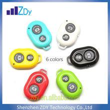 Bluetooth shurrtter, bluetooth camera shutter,Self-timer remote bluetooth shutter