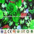 digital tela impresa que hace poco la reina niña vestido de flores patrones