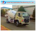 3500L foton marka mini beton karıştırıcı satılık kamyonlar