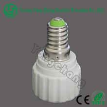 E14 convert to GU10 bulb base adapter type lamp holder converter