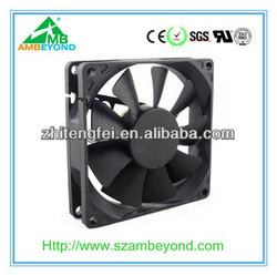 outdoor waterproof fan/dc computer case fan 8020 dc axial fan motor