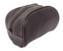 Custom Design Travel Sack Bag /Leather Toilet Bag