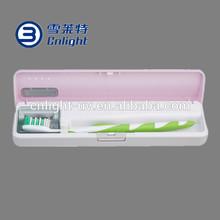 CN-TS03 Dental care travel UV toothbrush sanitizer