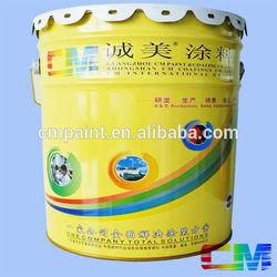 CMZG- 9005-4 Metallic spray paint exterior rough texture spray paint factory