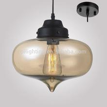 glass droplight pendant ligthing edison bulb studio pendant light RP1022