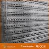 Angle iron shelving| slotted angle shelving| steel slotted angle shelving