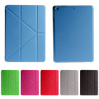 Slim Magnetic Smart Cover Leather Case for Apple ipad Air