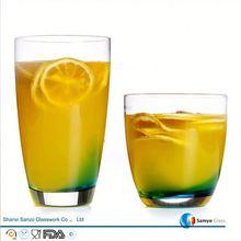 Sanzo Custom Glassware Manufacturer water slide decals for glass