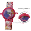 Disney Audited Spinning Top Cartoon Toy Watch for Children