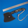 Most Popular Best Selling Wooden handle Axe with nylon pouch