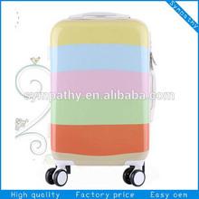 Hot sale royal polo luggage trolley case