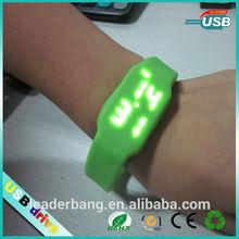 High Quality medical alert bracelet usb flash drive world popular