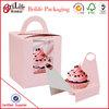 Elegant Top Quality Mini Cupcake Box Take Away Convenient In Shanghai