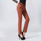 Narrow bottom clothing women's long dress pants