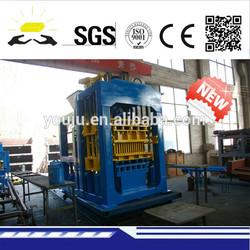 QT8-15C second hand paver block machine