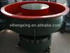 metal workpart vibratory surface finishing & polishing machine with CE