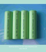 Rechargeable Ni-MH Batteries Green,AAA 1.2V 2300mAh rechargeable Nimh Battery,