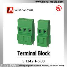 Sanhe connector Manufacture PCB screw terminal block 5.08mm